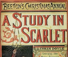How the First Sherlock Holmes Story was Sold for a Song
