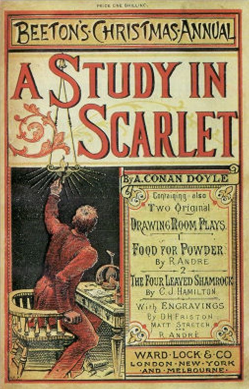 Beeton's Christmas Annual: A Study in Scarlett