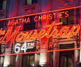 Agatha Christie, The World's Best-Selling Novelist