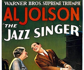 Jazz Singer Sounds Death Knell for Silent Movies