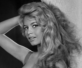 And God Created Brigitte Bardot . . .