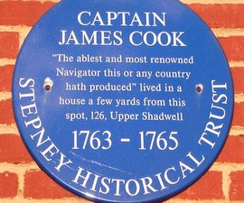 Last Adventure of Captain Cook