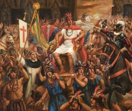 How 200 Conquistadors Conquered an Empire of 10 Million