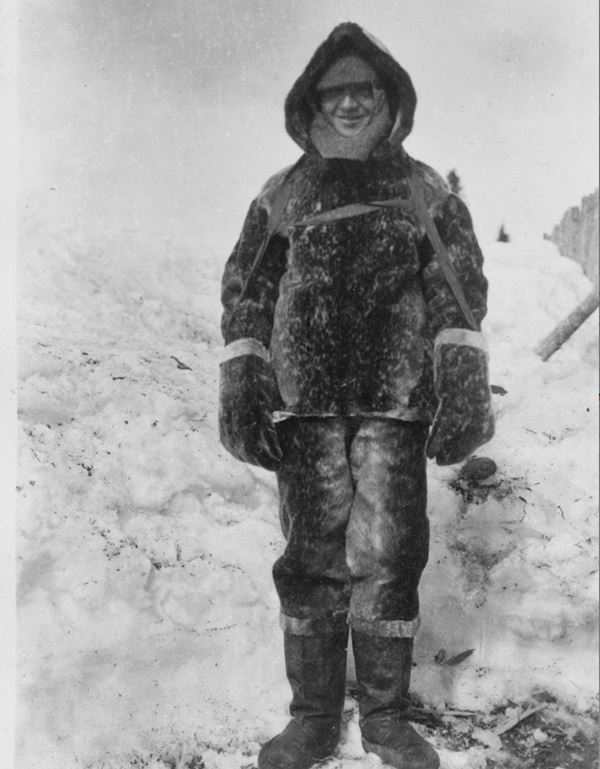 Clarence Birdseye sees opportunities at Labrador in 1912