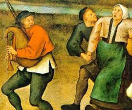 The Fatal Dance Manias of Medieval Europe