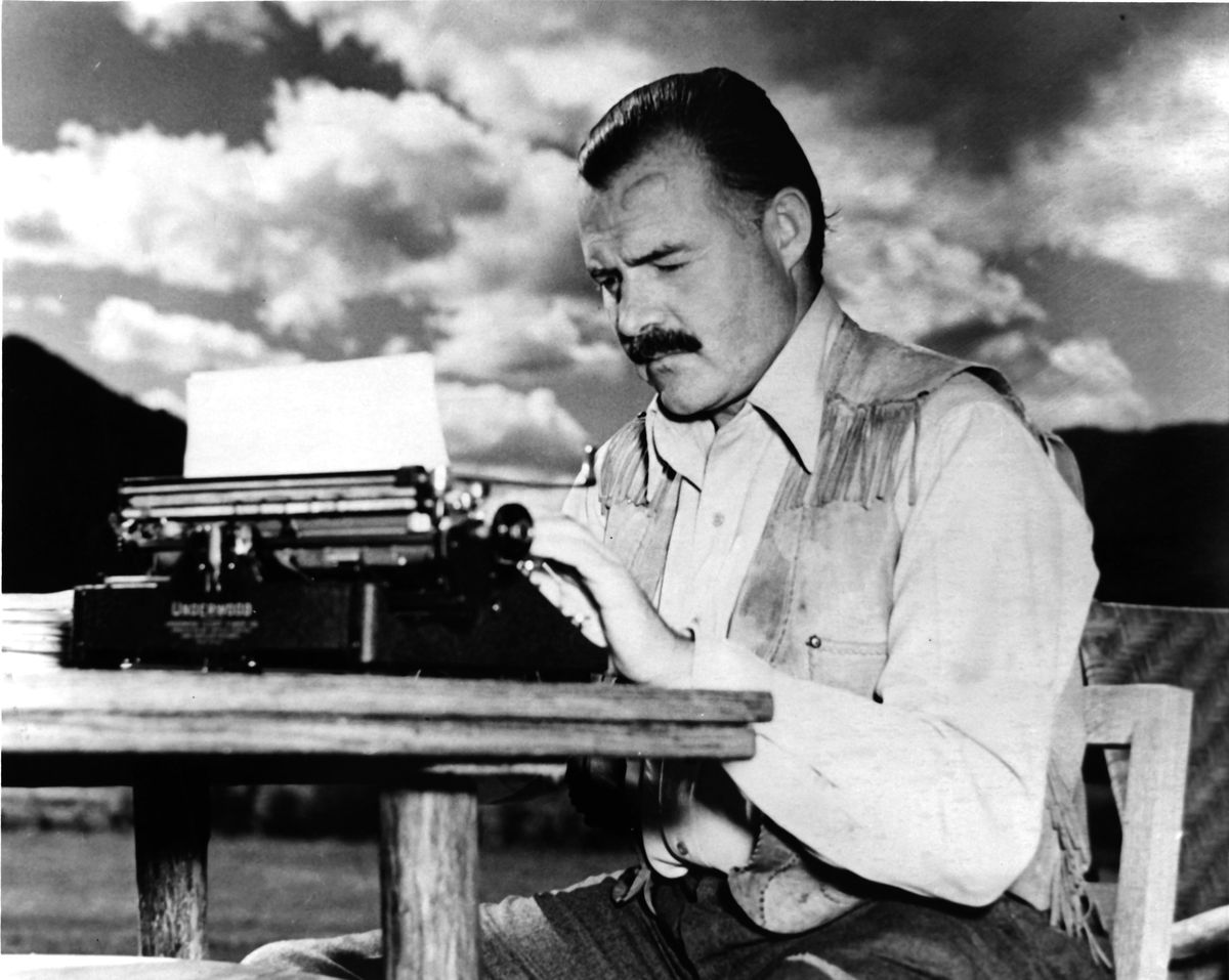a days wait by ernest hemingway essay Review on the best essays and short stories written by a great writer - ernest miller hemingway.