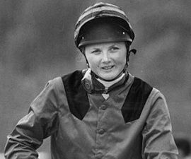 Woman Jockey Rides Into Record Books