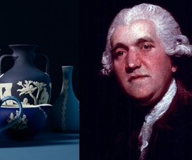 Master Potter Wedgwood Wows the World