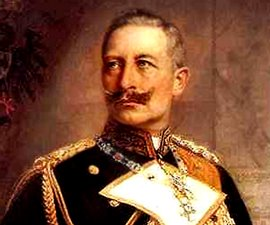 Crippled Kaiser Had Grip of Iron