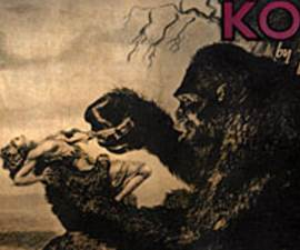Giant Achievements of King Kong Creator