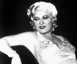 Millions Come Up to See Mae West
