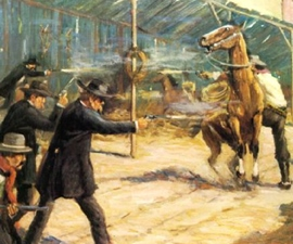 The Gunfight at OK Corral