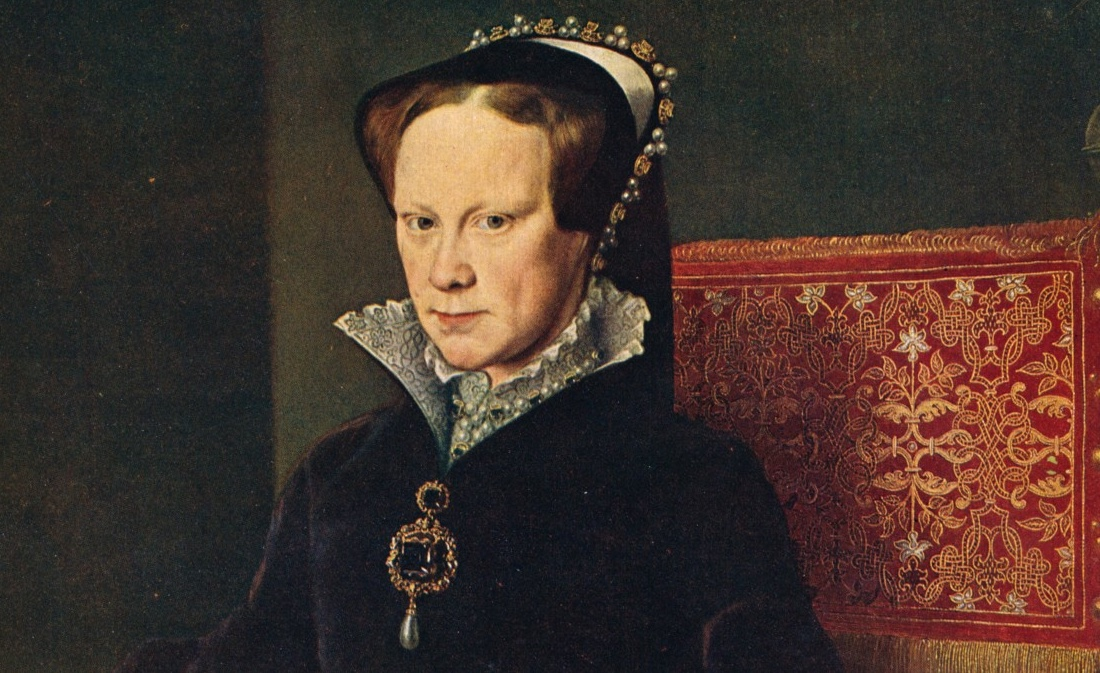 Queen Mary put opponents to agonising death in her drive to restore Catholic faith in England