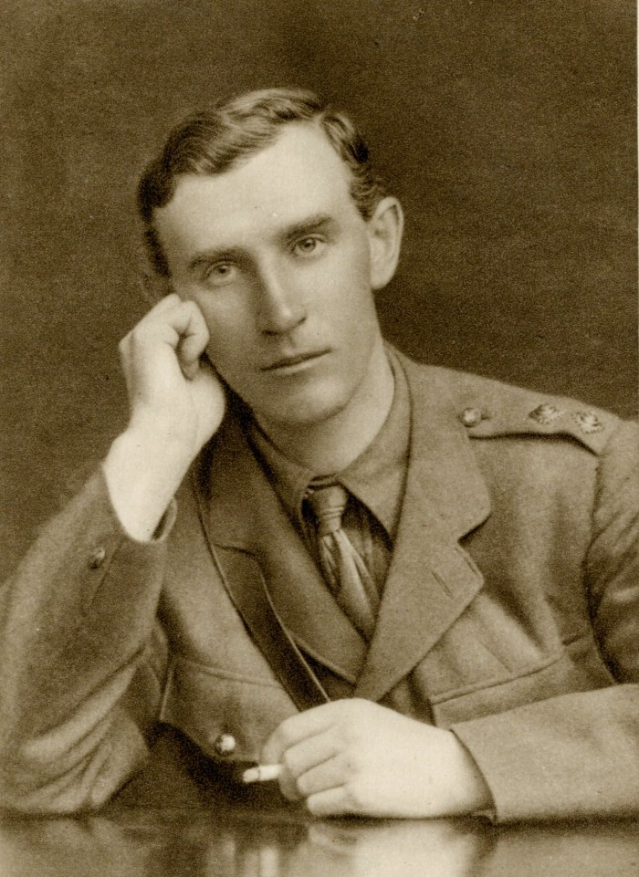 Lieutenant Raymond Asquith – a man 'who knew no fear'