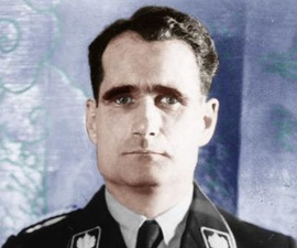 One-Man Mission of Rudolf Hess