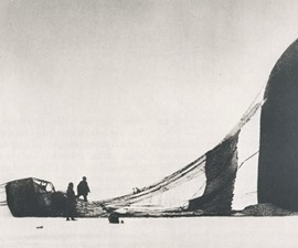 The Strange, Mysterious Story of the Balloon Expedition to the North Pole