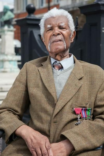 Sam King, a Jamaican immigrant who was to become a London mayor
