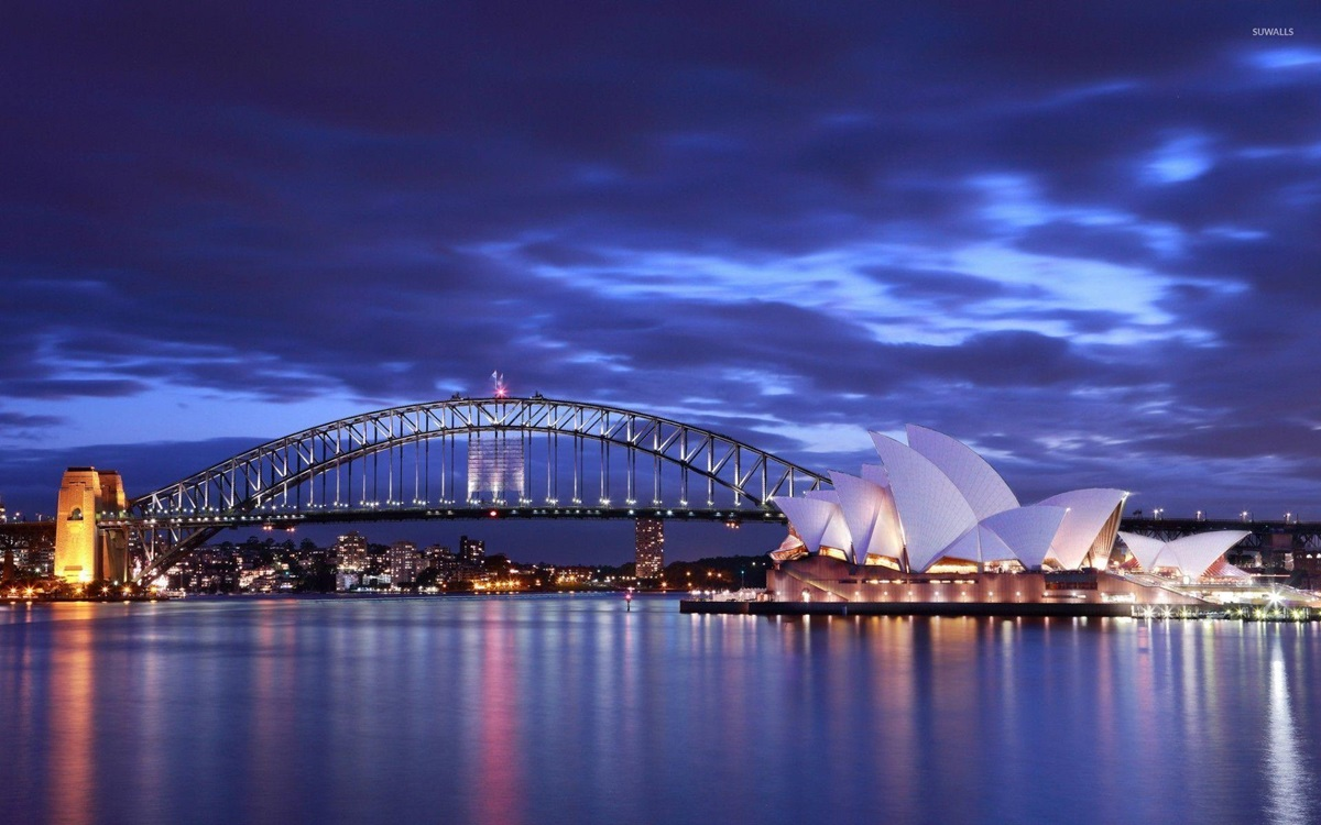 The world-famous Sydney Opera House cost $102 million to build, largely paid for by a state lottery