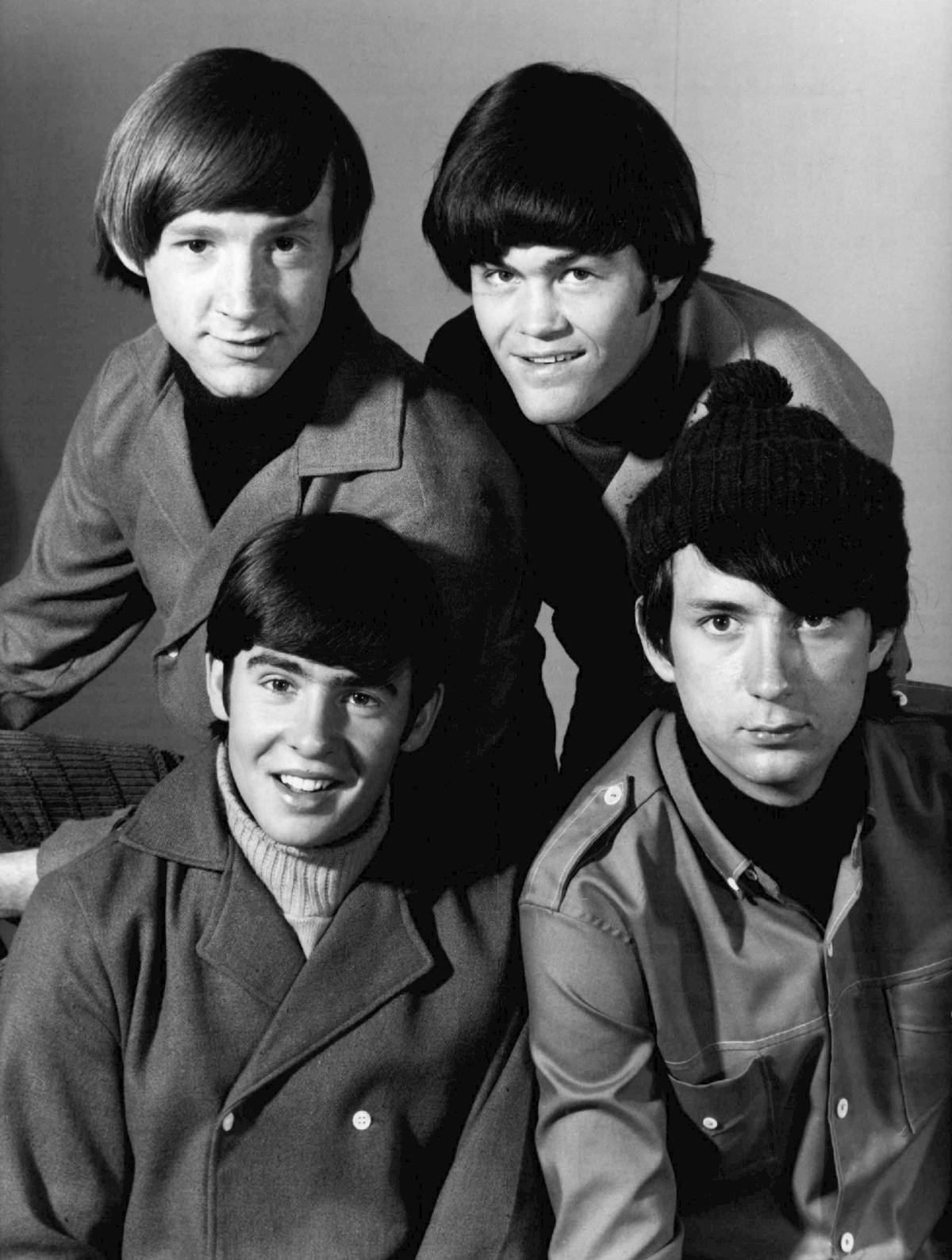 The Monkees riding high in 1966