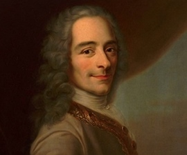 Voltaire: Writer, Wit, Philosopher and Rebel