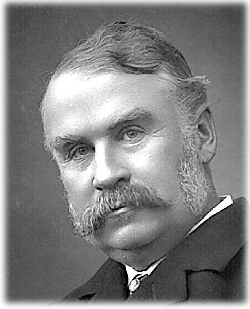 Sir William Gilbert. Photo: Manchester Gilbert and Sullivan Society