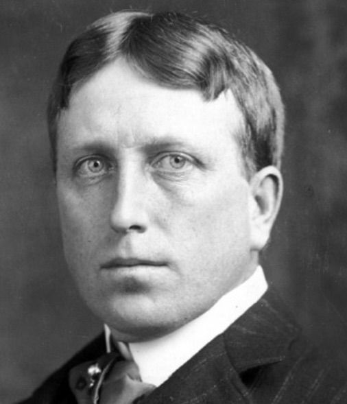 William Randolph Hearst at his prime in 1905