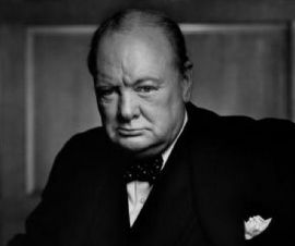 The Taming of Winston Churchill