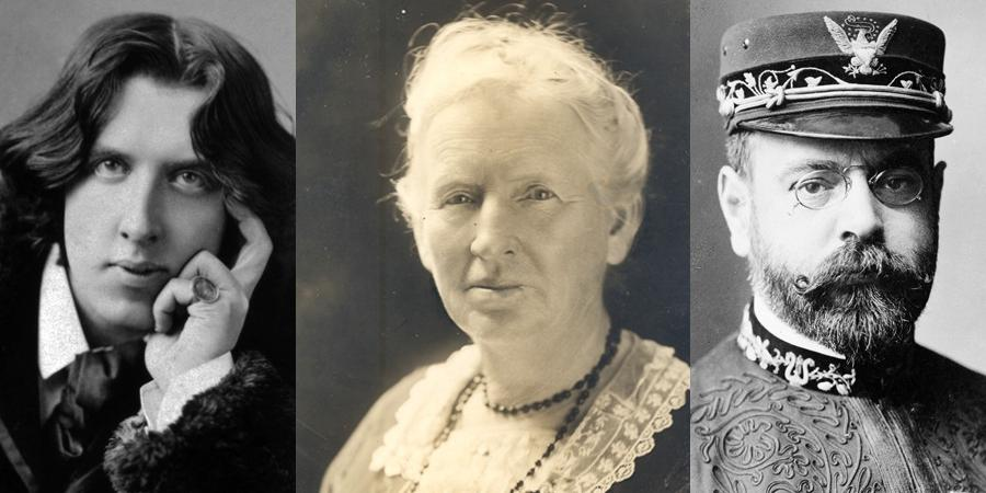 Famous People Born in 1854 - On This Day