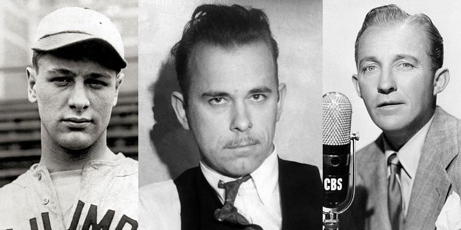 Famous People Born in 1903 - On This Day