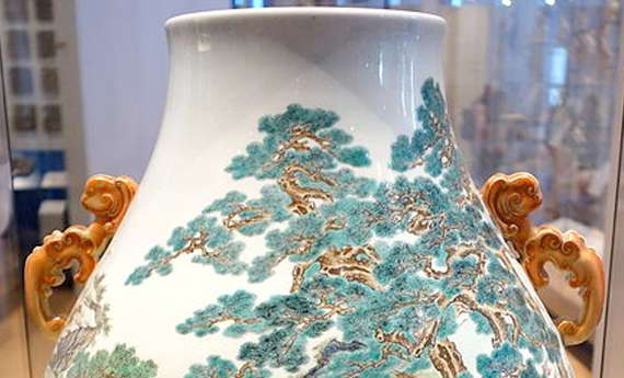 Chinese Porcelain Traded by Sea