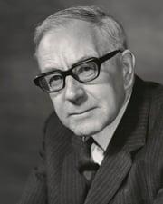 Historian A. J. P. Taylor