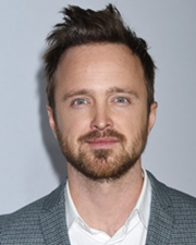 Actor Aaron Paul