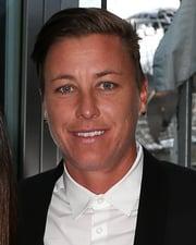 Soccer Player Abby Wambach
