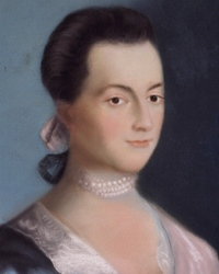 2nd First Lady of the United States Abigail Adams