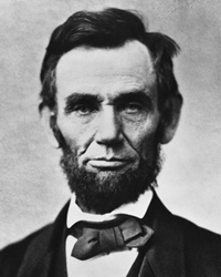 Abraham Lincoln On This Day