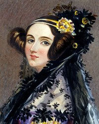 Mathematician and Computer Programmer Ada Lovelace
