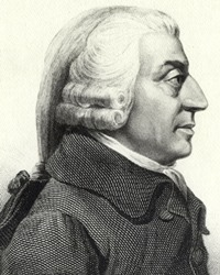 Economist and Philosopher Adam Smith