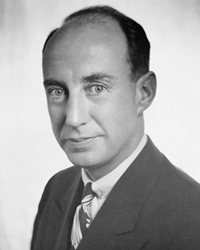 US Politician and Presidential Candidate Adlai Stevenson