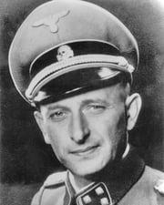 SS officer Adolf Eichmann