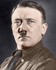Dictator of Nazi Germany Adolf Hitler