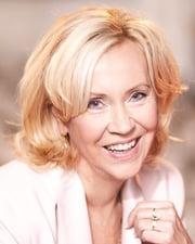 Singer Agnetha Fältskog