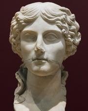 Aurelia Cotta (Mother of Julius Caesar) - On This Day