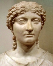 Roman Empress Agrippina the Younger