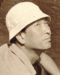 Film Director and Screenwriter Akira Kurosawa