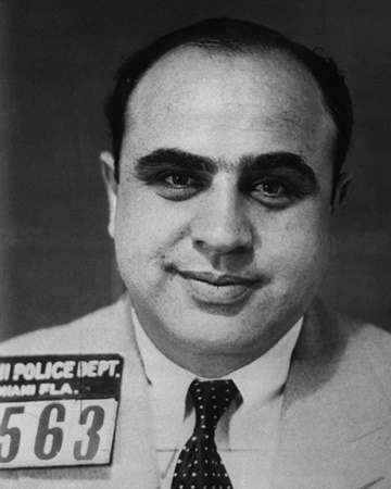 Al Capone (Gangster) - On This Day 8946a63d0c5c