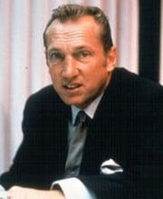 American Football Coach and Executive Al Davis