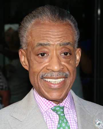 Minister and Civil Rights Activist Al Sharpton