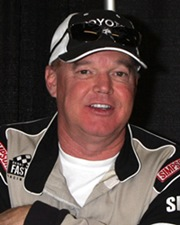 Indy Car Driver Al Unser Jr.