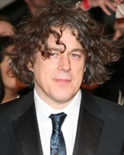 Comedian and Actor Alan Davies