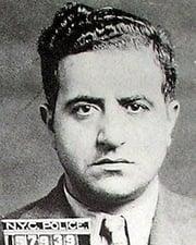 Gangster Albert Anastasia